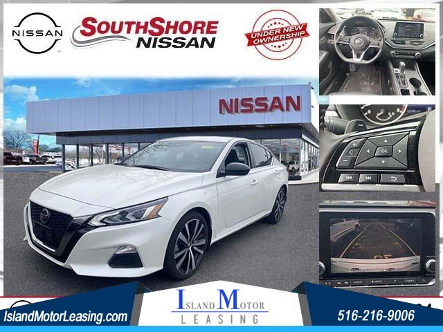 2020 Nissan Altima 2.5 SR for sale by dealer