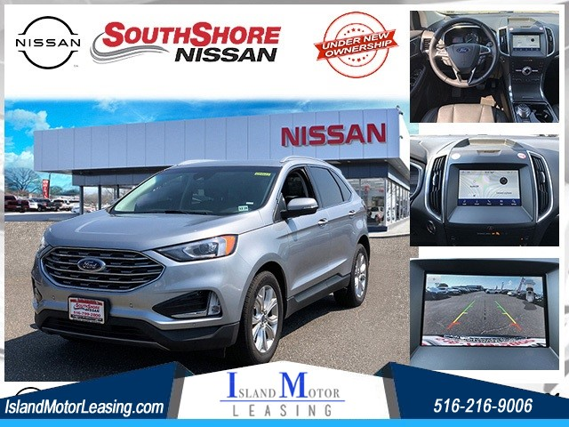 2020 Ford Edge Titanium for sale by dealer