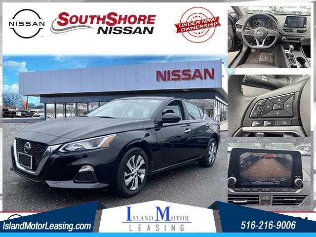 2020 Nissan Altima 2.5 S for sale by dealer