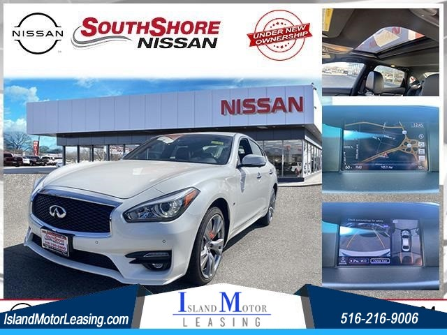 2017 INFINITI Q70 3.7X for sale by dealer