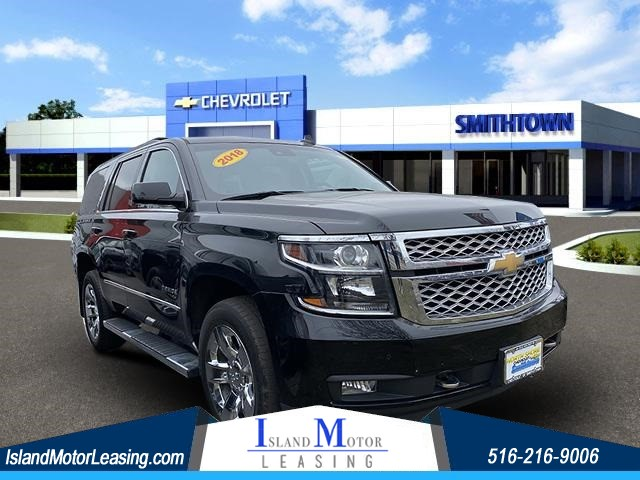 2018 Chevrolet Tahoe LT for sale by dealer