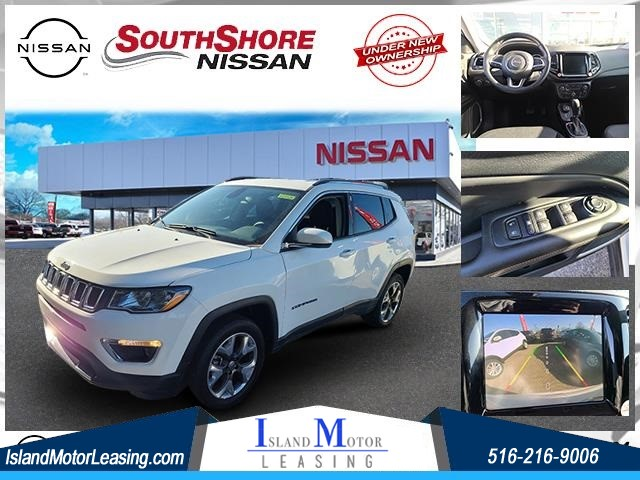 2020 Jeep Compass Limited for sale by dealer