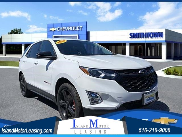 2019 Chevrolet Equinox LT for sale by dealer