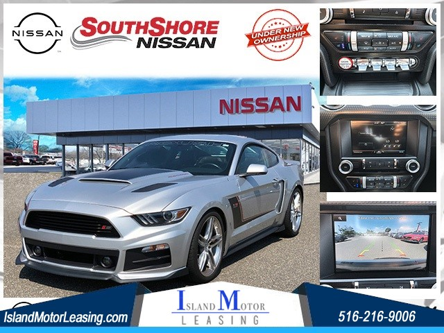 2015 Ford Mustang ROUSH STAGE 3 for sale by dealer
