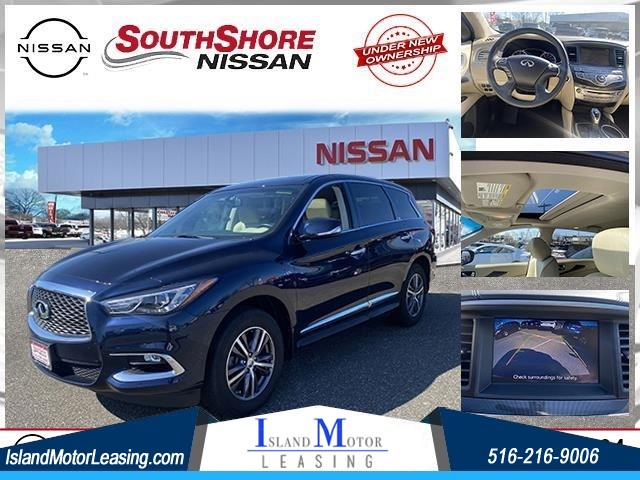 2017 INFINITI QX60 Base for sale by dealer