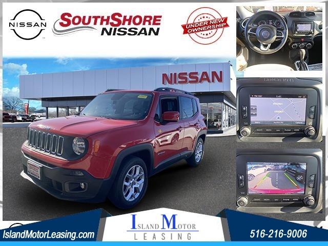 2015 Jeep Renegade Latitude for sale by dealer