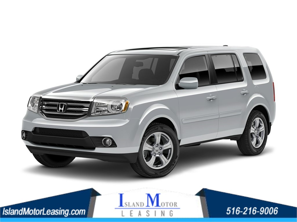 2015 Honda Pilot EX-L for sale by dealer
