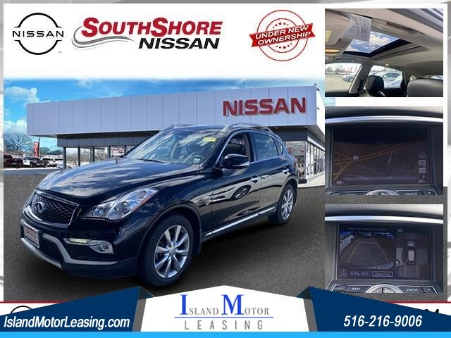 2017 INFINITI QX50 Base for sale by dealer