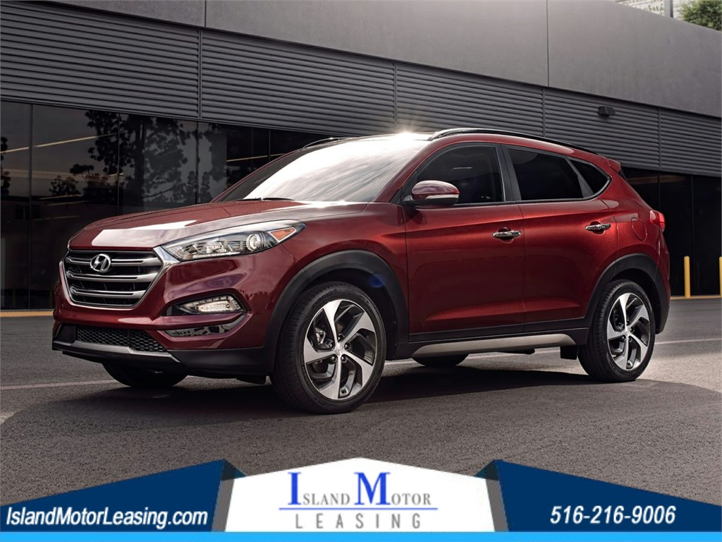 2017 Hyundai Tucson SE Plus for sale by dealer