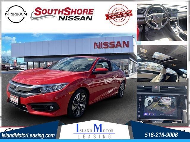 2018 Honda Civic EX-L for sale by dealer