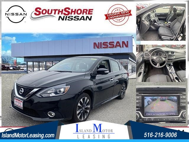 2017 Nissan Sentra SR for sale by dealer