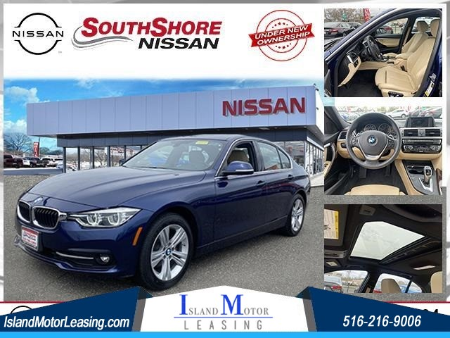 2018 BMW 3 Series 328d xDrive for sale by dealer