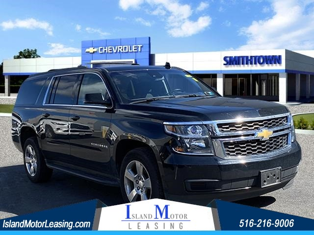 2017 Chevrolet Suburban LS for sale by dealer