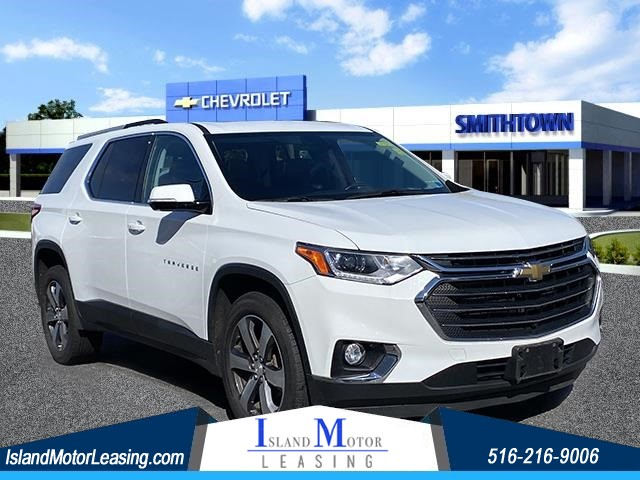 2018 Chevrolet Traverse LT Leather for sale by dealer