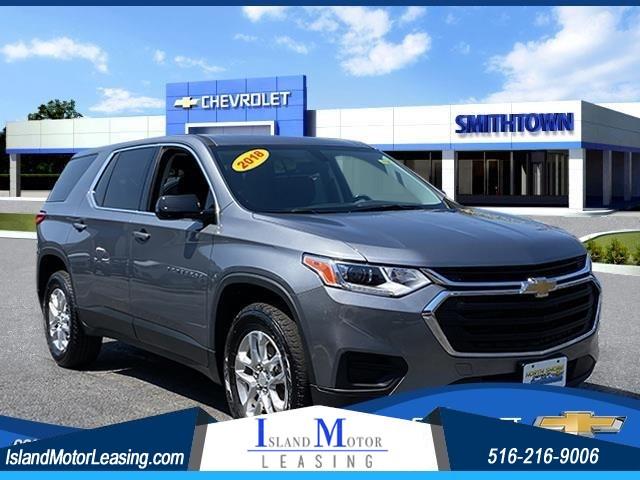 2018 Chevrolet Traverse LS for sale by dealer