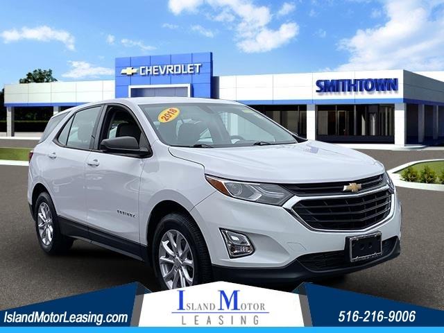 2018 Chevrolet Equinox LS for sale by dealer