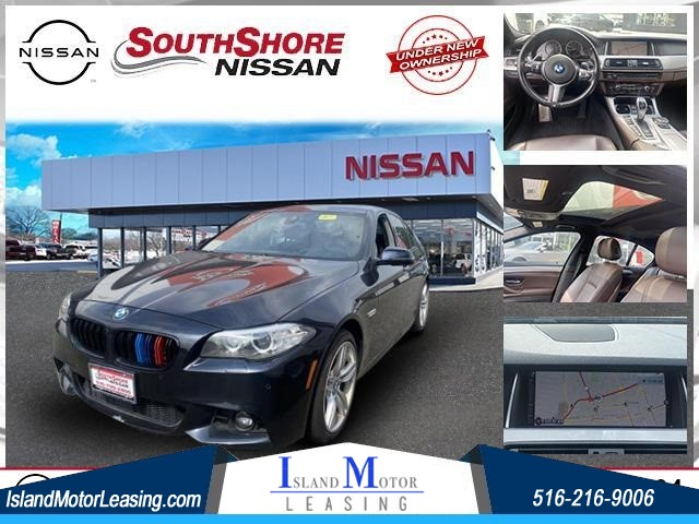 2016 BMW 5 Series 535i xDrive for sale by dealer