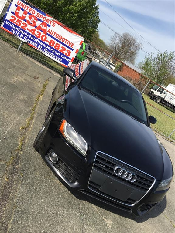 2011 AUDI A5 PRESTIGE for sale by dealer