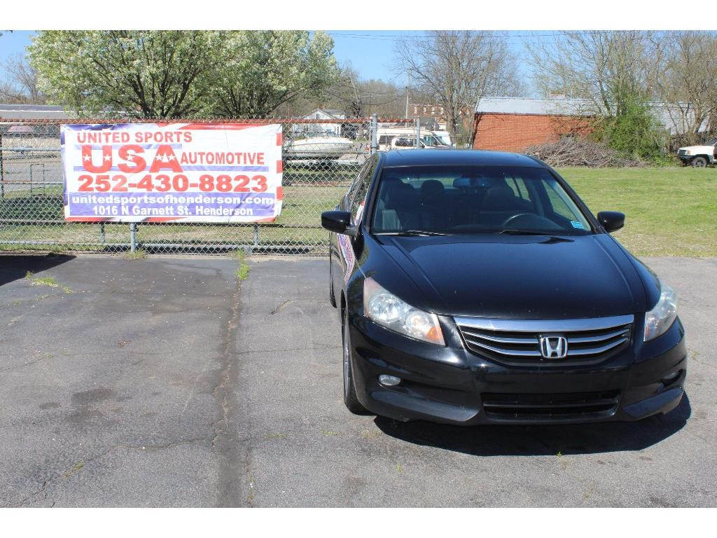 2011 HONDA ACCORD EX-L for sale by dealer