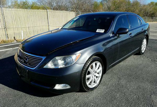 2009 LEXUS LS 460 for sale by dealer