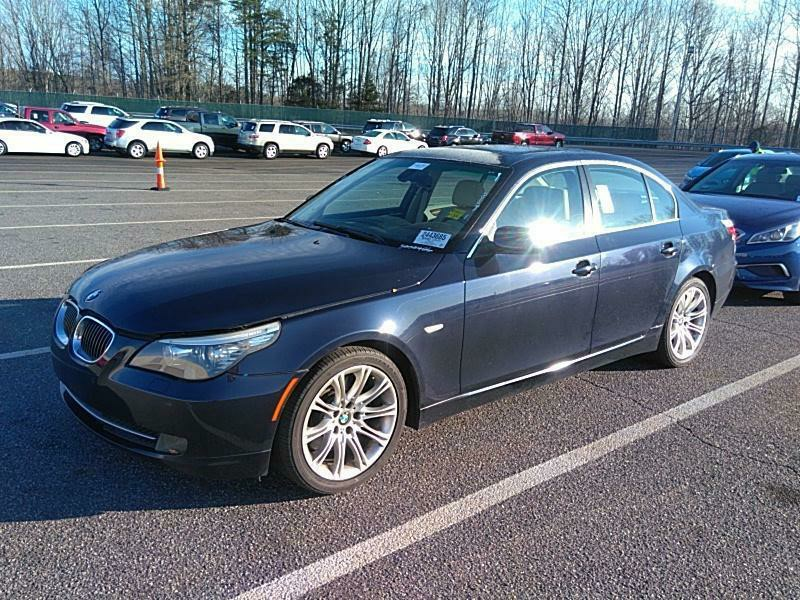 2008 BMW 535I for sale by dealer