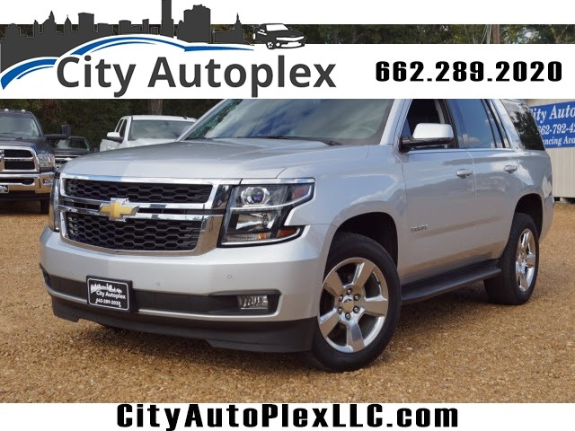 2016 Chevrolet Tahoe LT for sale by dealer