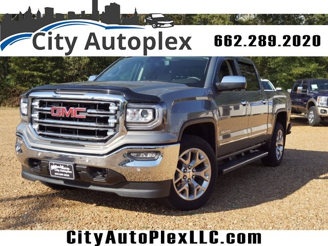 2017 GMC Sierra 1500 SLT for sale by dealer