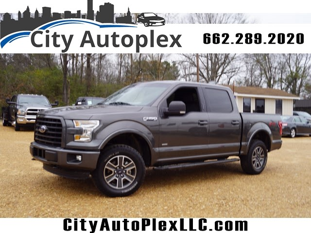 2016 Ford F-150 XLT for sale by dealer