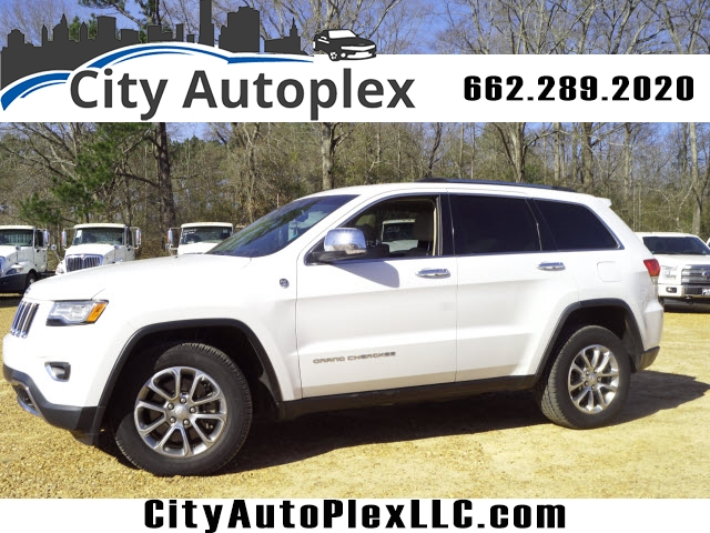 2014 Jeep Grand Cherokee Limited for sale by dealer