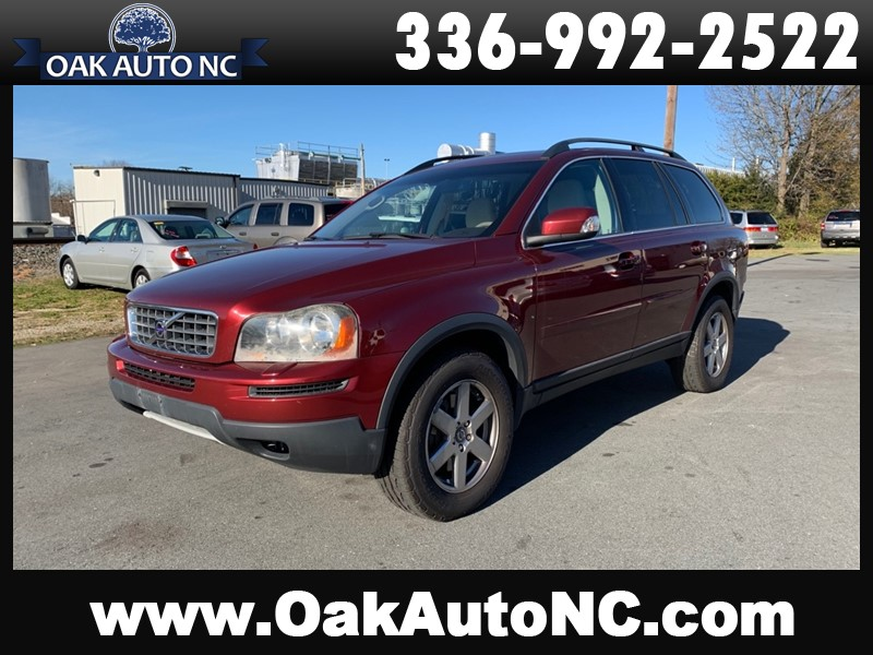2007 VOLVO XC90 3.2 for sale by dealer