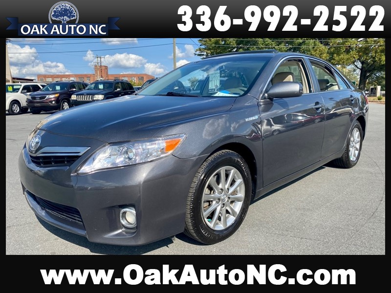2011 TOYOTA CAMRY HYBRID-56 SERVICE RECORDS for sale by dealer