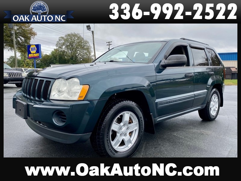 2005 JEEP GRAND CHEROKEE LAREDO-COMING SOON for sale by dealer