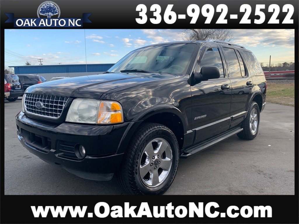 2004 FORD EXPLORER LIMITED-SOUTHERN OWNED V8 AWD for sale by dealer