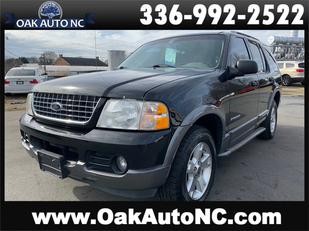 2004 FORD EXPLORER XLT-NO ACCIDENTS for sale by dealer