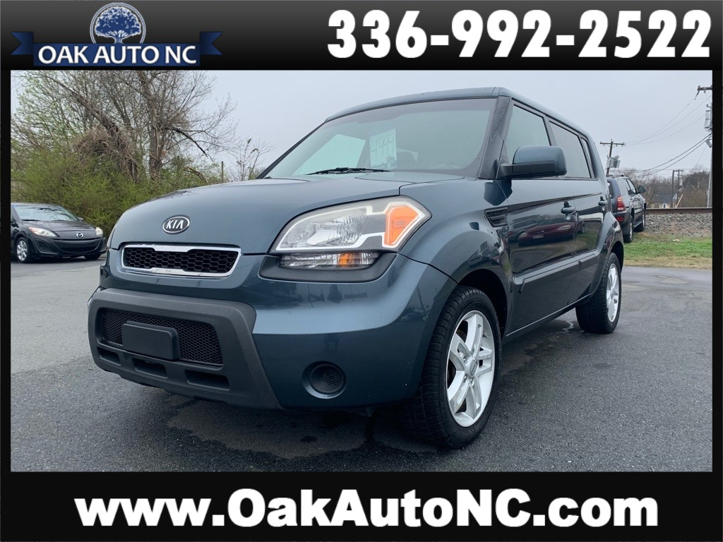 2011 KIA SOUL 30 SERVICE RECORDS!!!! for sale by dealer