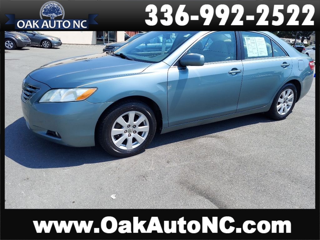 2009 TOYOTA CAMRY BASE NO ACCIDENTS SO OWNED for sale by dealer