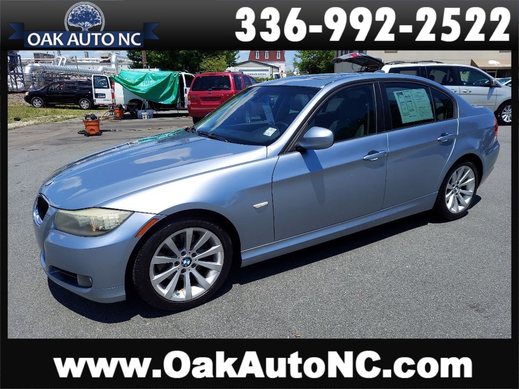2009 BMW 328 I NO ACCIDENTS NC OWNED for sale by dealer