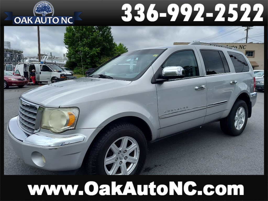 2007 CHRYSLER ASPEN LIMITED SO OWNED 37 SVC RECORDS!!! for sale by dealer
