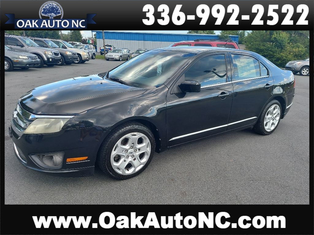 2011 FORD FUSION SE 38 SERVICE RECORDS for sale by dealer