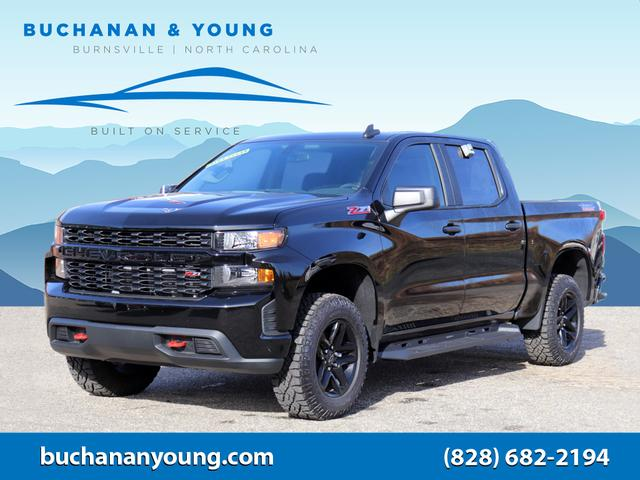 2019 Chevrolet Silverado 1500 Custom Trail Boss for sale by dealer