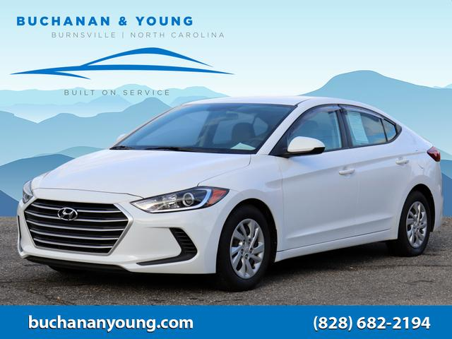 2017 Hyundai Elantra SE for sale by dealer