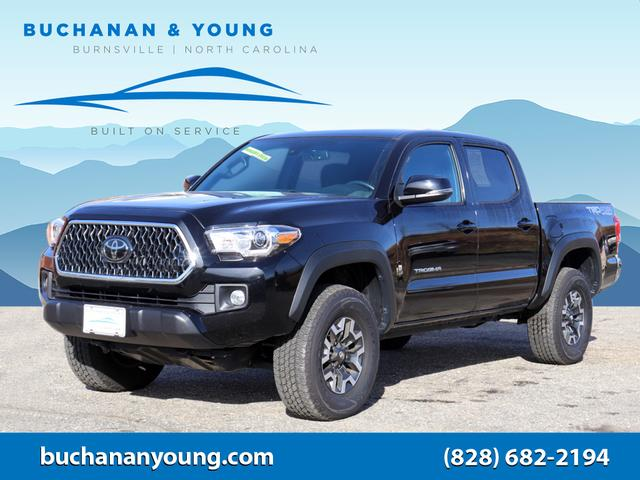 2019 Toyota Tacoma TRD Off-Road for sale by dealer