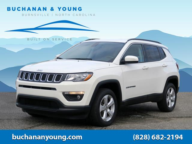 2018 Jeep Compass Latitude for sale by dealer