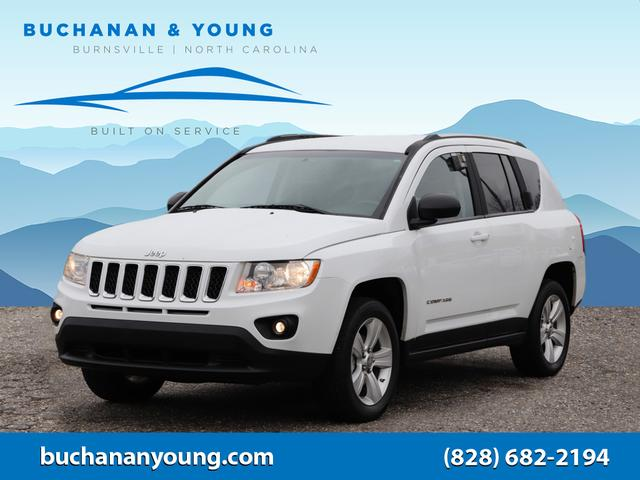 2012 Jeep Compass Sport for sale by dealer