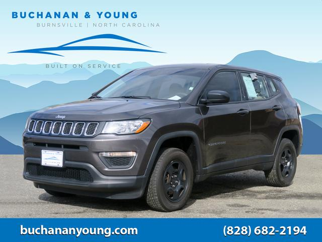 2018 Jeep Compass Sport for sale by dealer