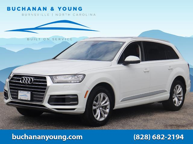 2019 Audi Q7 3.0T quattro Premium Plus for sale by dealer