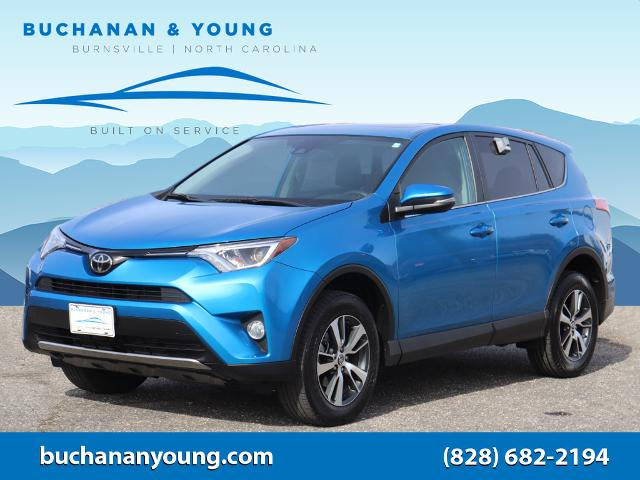 2018 Toyota RAV4 XLE for sale by dealer