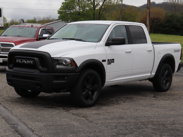 2019 RAM Ram Pickup 1500 Classic Warlock for sale by dealer