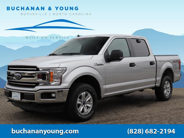 2019 Ford F-150 XLT for sale by dealer