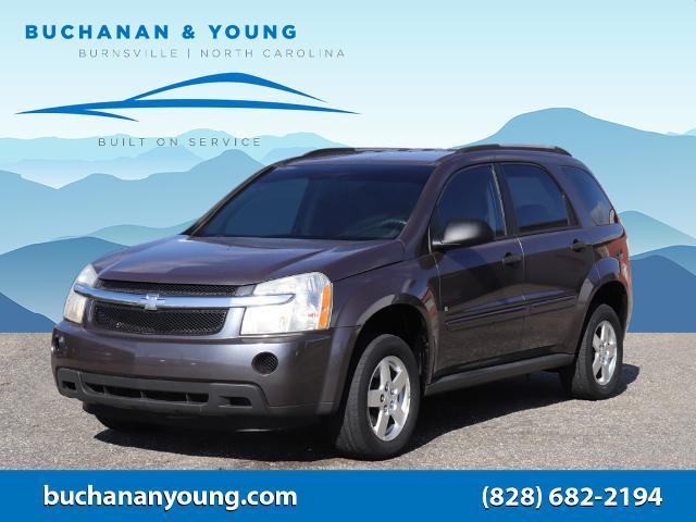 2007 Chevrolet Equinox LS for sale by dealer
